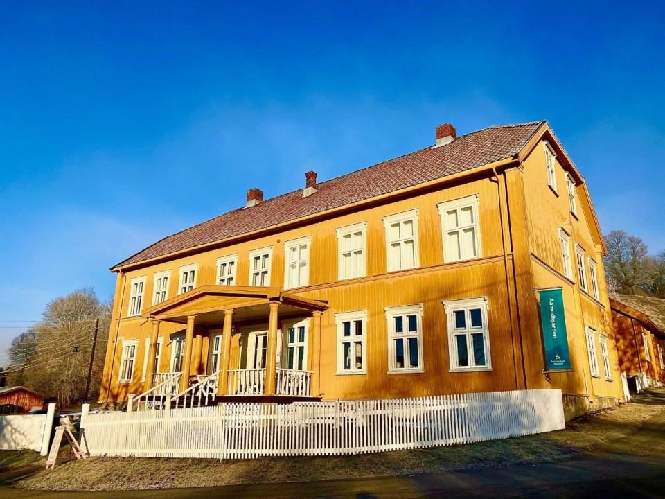 Aamotgården i Kongsvinger