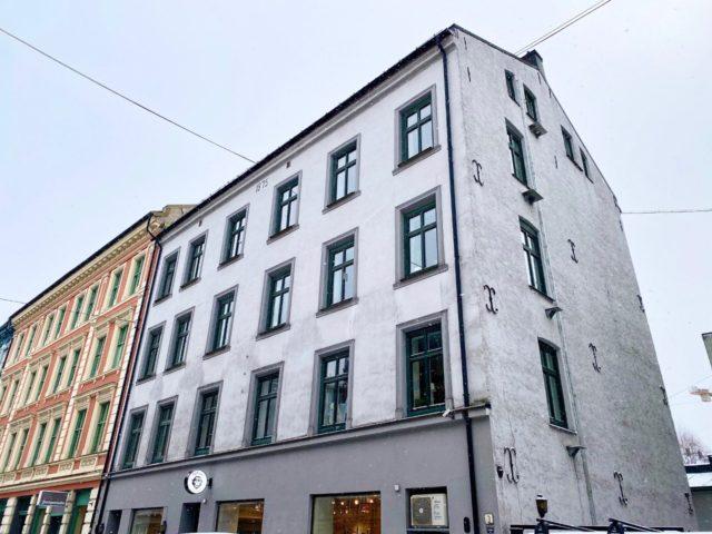 Oslo butikkgården
