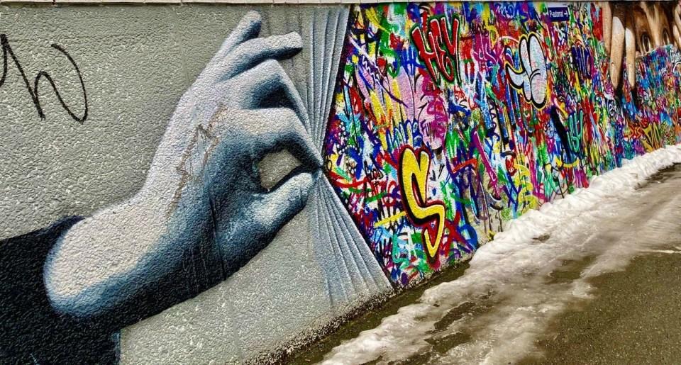 Gatekunst i Tromsø