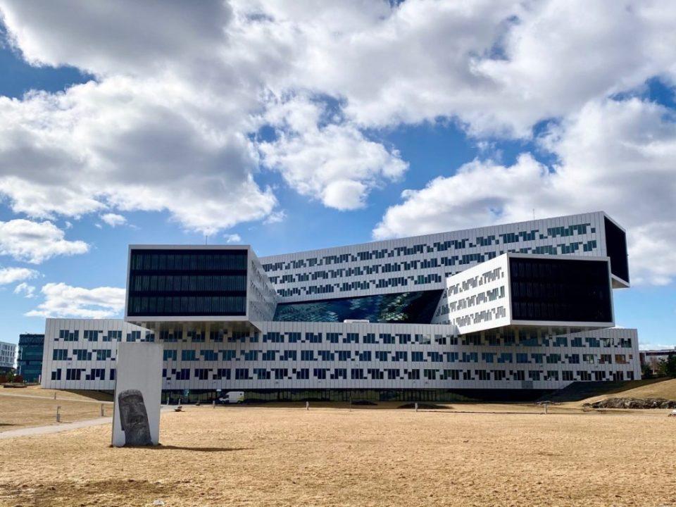Equinorbygget Fornebu