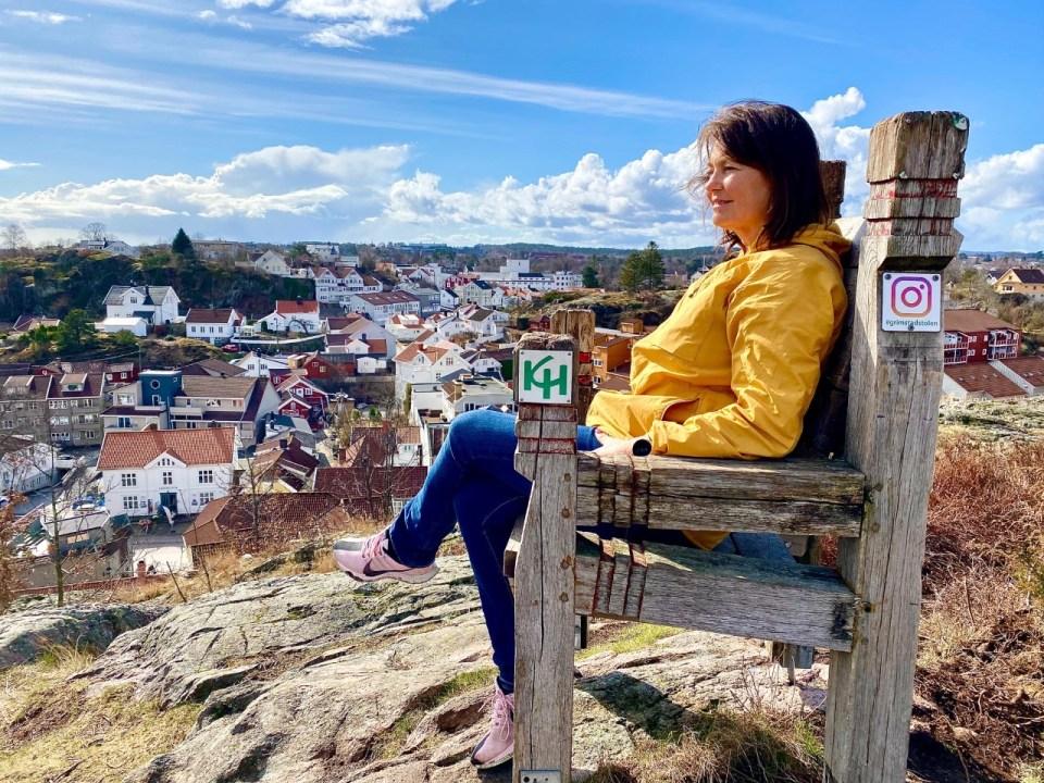 Utsikt Grimstad
