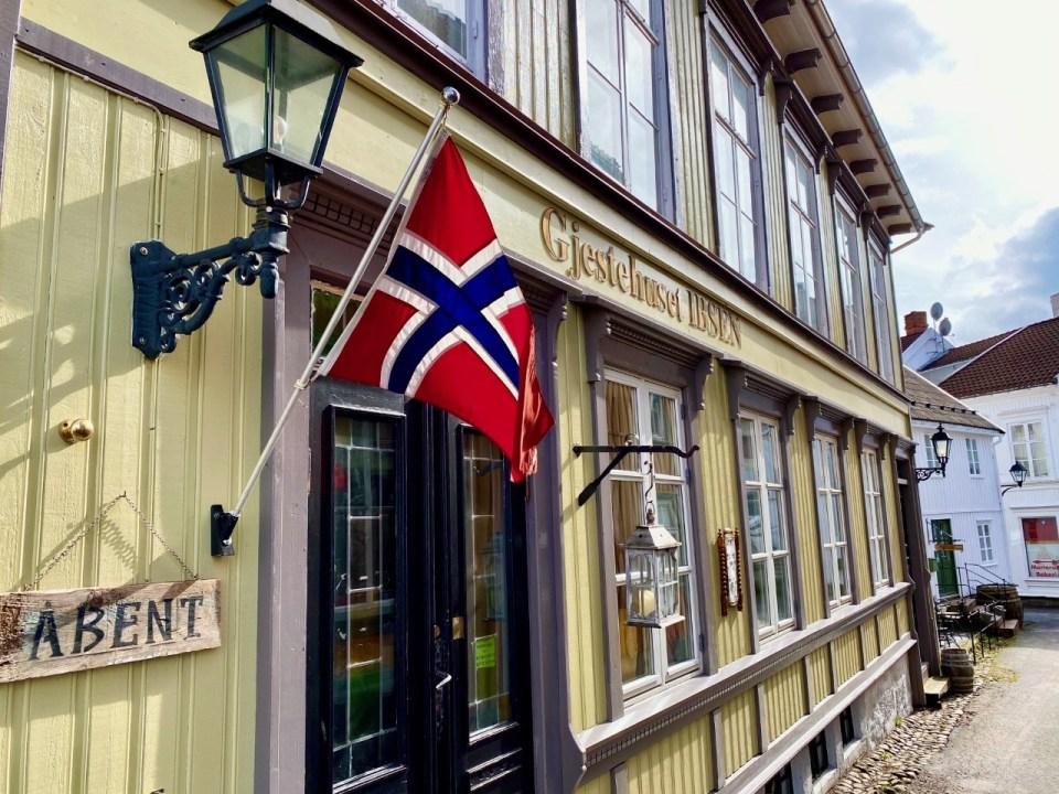 Vertshuset Ibsen i Grimstad