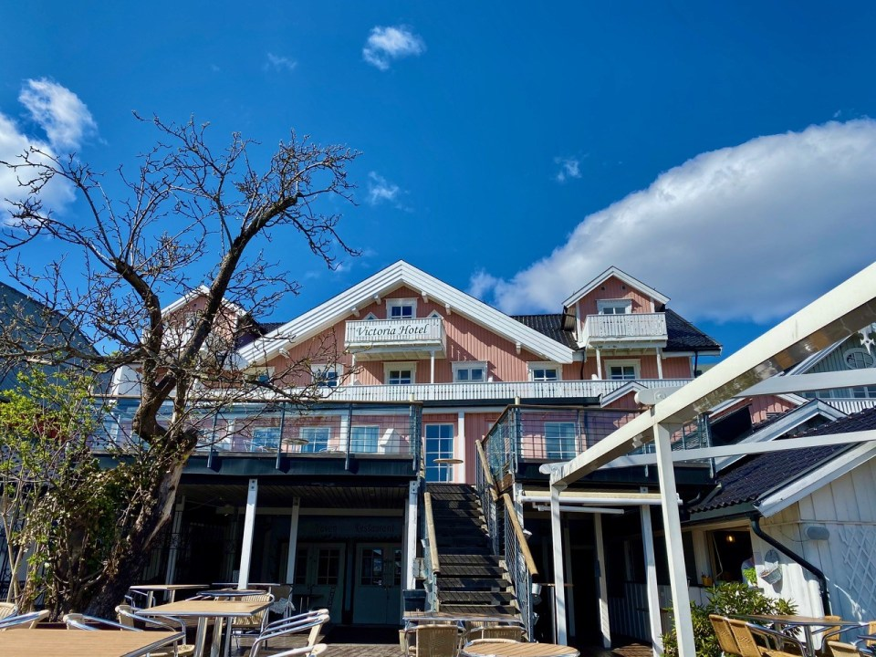 Victoria hotell i kragerø