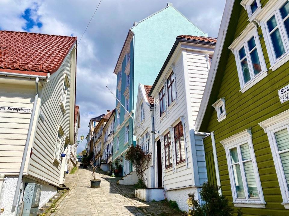 Smug i Bergen