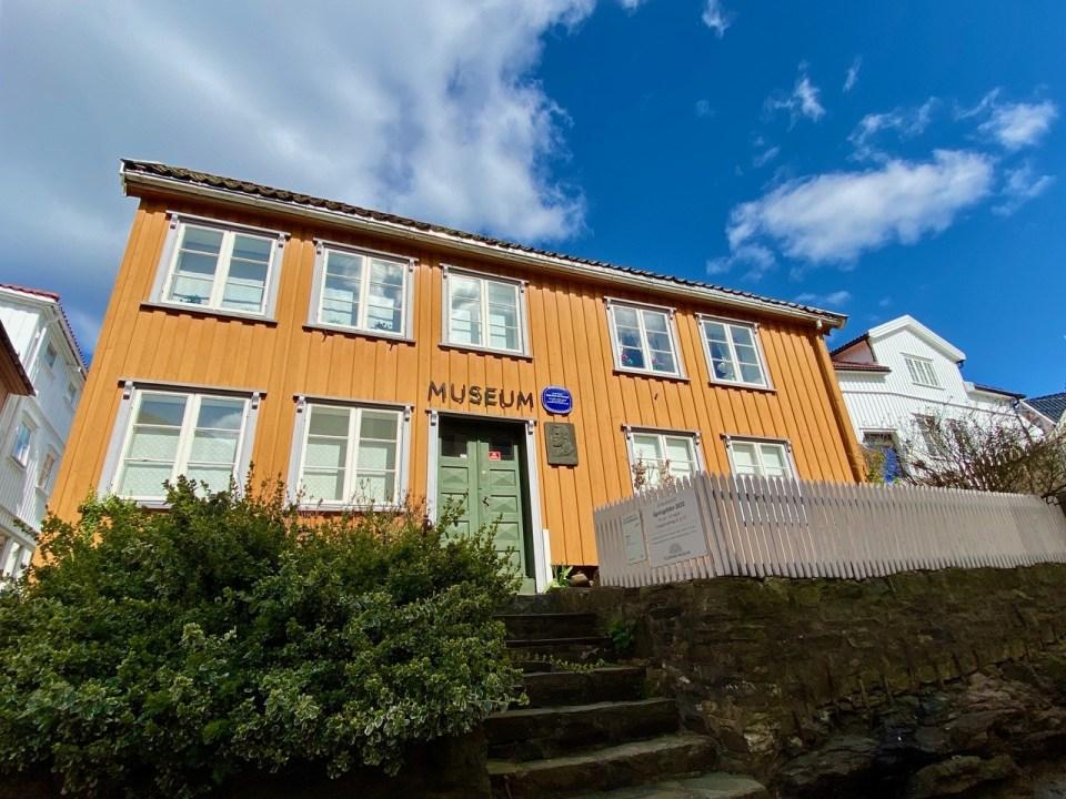 Kittilsenhuset i Kragerø