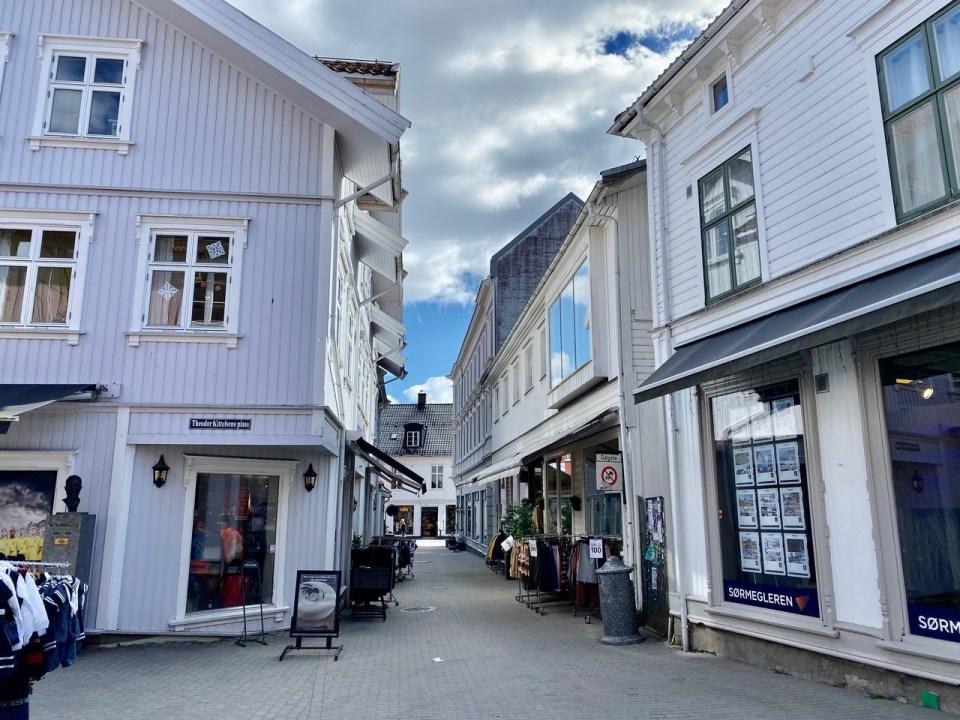 Smug i Kragerø