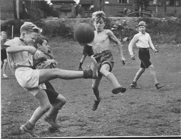 Løkkefotball