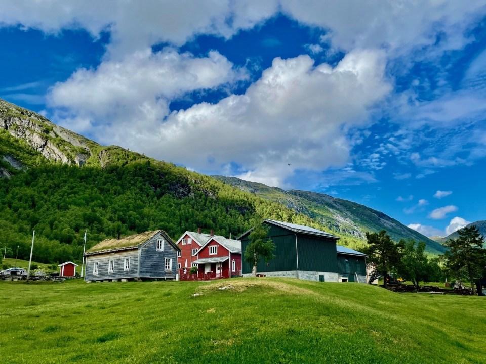 Gårdsbruk Flatheim