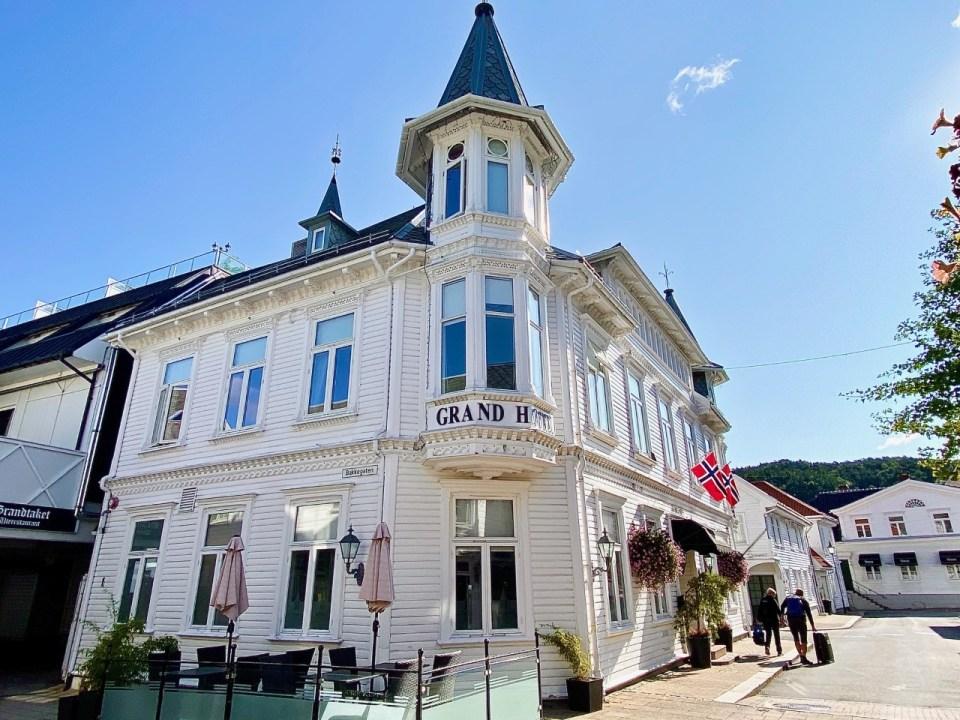 Flekkefjord Grand hotell