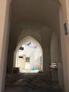 Hauseingang in Otranto