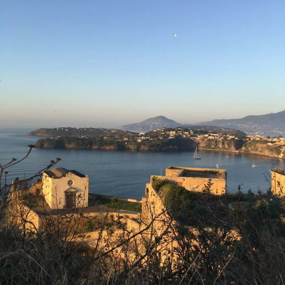 Ausblick auf das Kloster Santa Margherita Nuova