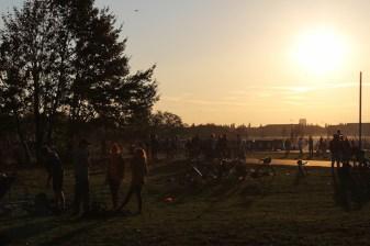 Canon 100 d - Tempelhof Abendsonne