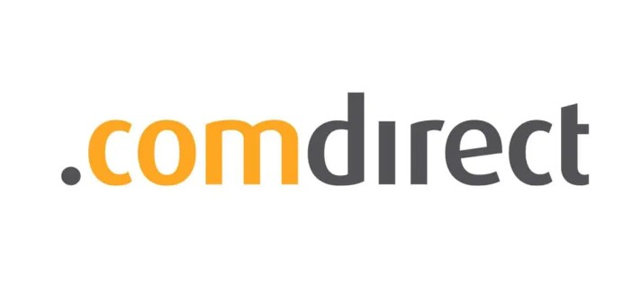 Logo der Comdirect Bank