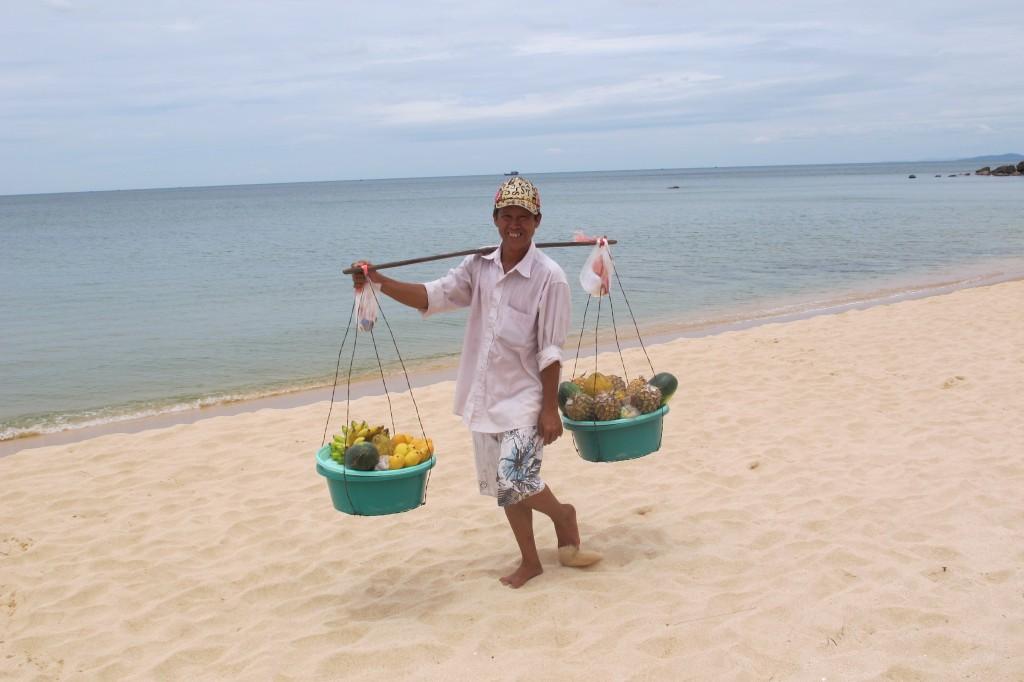 Frukt på Phu Quoc, Vietnam