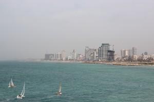 Tel Aviv as seen from Jaffa Photo: Mette S. Fjeldheim