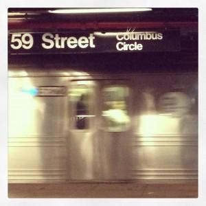 The Subway in New York Photo: Mette S. Fjeldheim