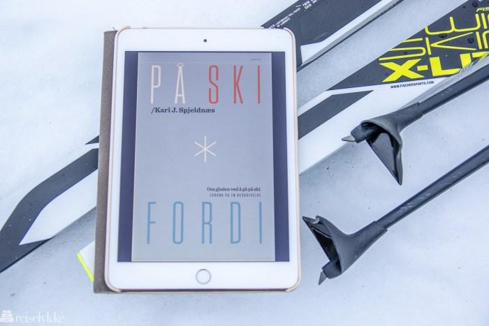 På ski fordi_Kari Spjeldnæs