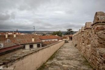 Bymuren i Àvila