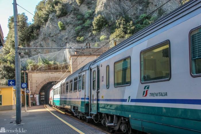 Trenitalia tog i Italia