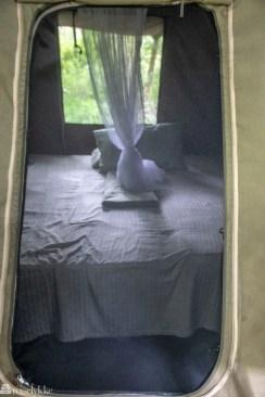 telttur i jungelen - dobbel myggnetting