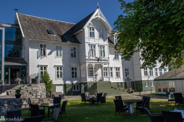 Hagen til Gloppen Hotell