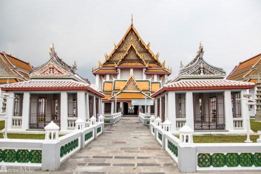 Wat Kalayanamit Bangkok