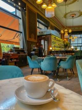 Kaffe på Café Central