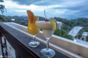 Drink på Gaia Hotel