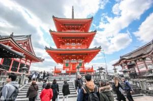 Kiyomizu-templet