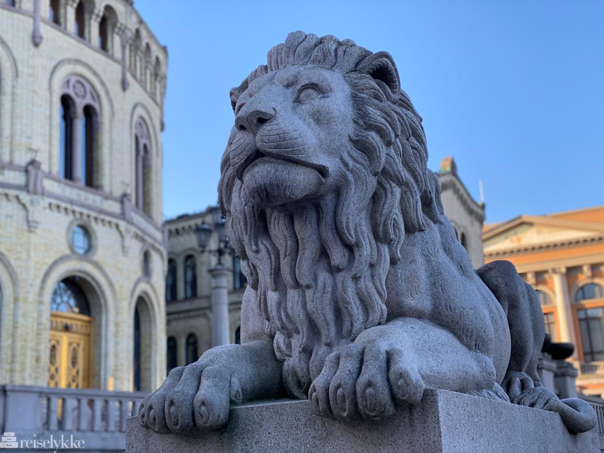Stortinget i Oslo