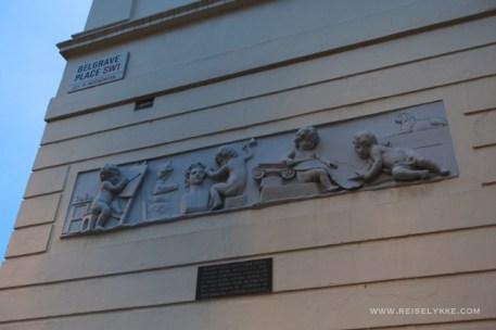 Den norske ambassade i London