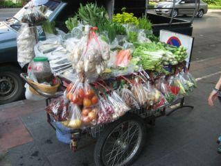 Ingrediensene er klare … Foto: Reiselykke