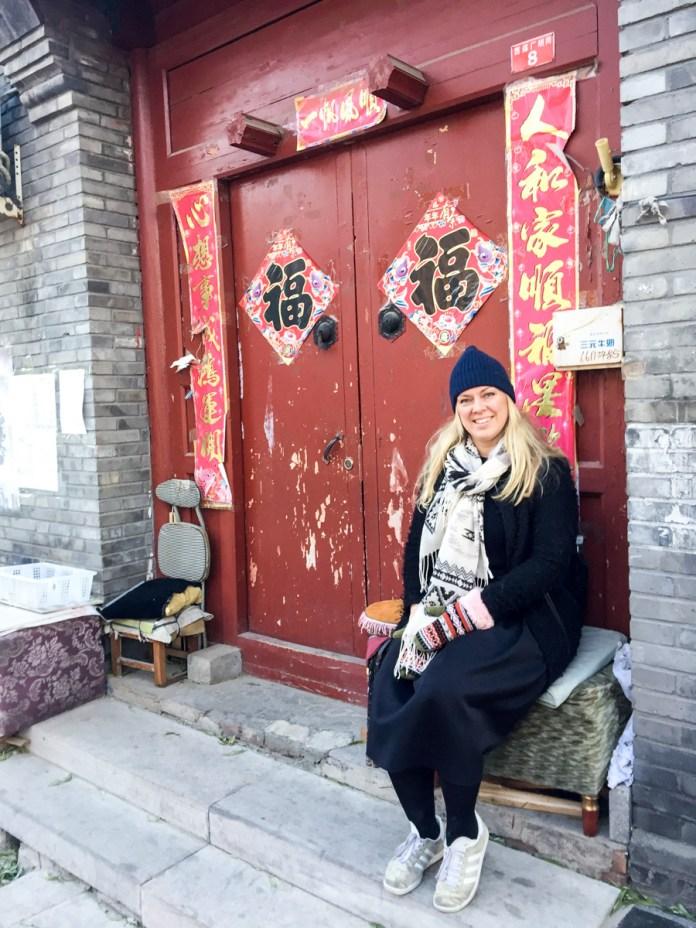 Ingun S. Harloff i Beijing