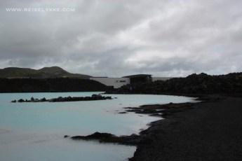 Den blå lagune, Island
