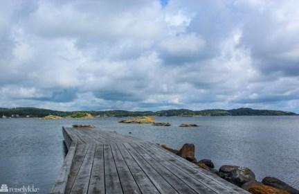 Bryggen ved Engø Gård
