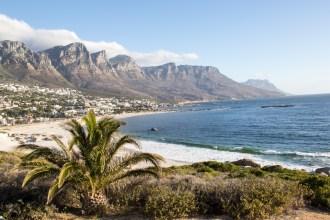 Camps Bay, Cape Town, Sør-Afrika
