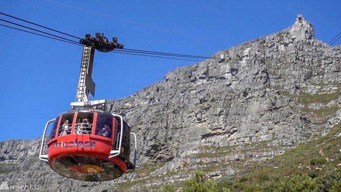 Cape Town Cable Car