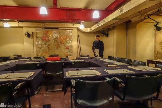 Churchill War Rooms