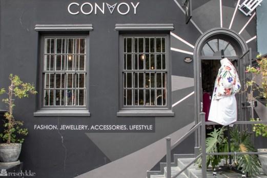 Convoy i Bree Street