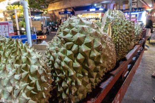 Durian i Siem Reap