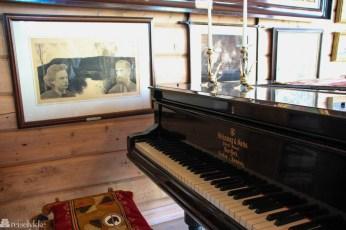 Edvard Griegs piano, Troldhaugen i Bergen