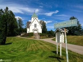 Eidsfoss kirke