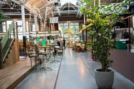 Foodhalle Amsterdam