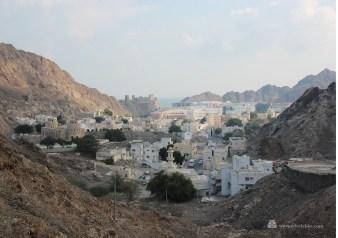 Gamle Muskat i Oman