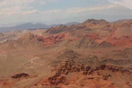 Helikoptertur til Grand Canyon