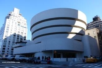 Guggenheim og seks must see museum i New York