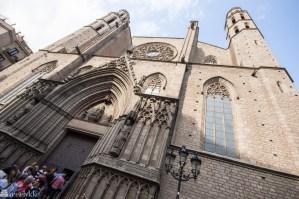 Havets katedral Barcelona
