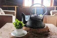 Te servert på Heritance Tea Factory