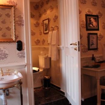 Klassisk fransk værelse på Hotel Pigalle