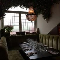 Atelieret - restaurant på Hotel Pigalle
